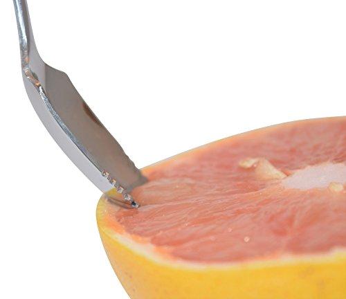 Grapefruit Knife: Grapefruit Spoons (4), Knife, And Keeper Set 642213600846