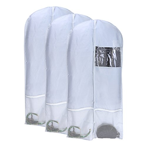 Dance Costume Clear Garment Bags - 6
