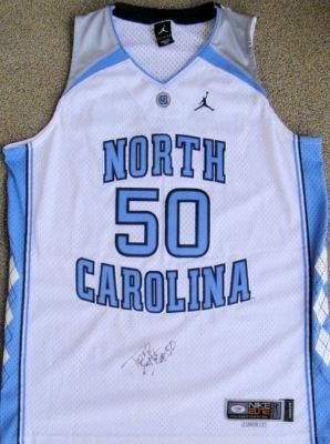 1b429a5eb31 Tyler Hansbrough Signed Jersey - WHITE North Carolina PSA - Autographed NBA  Jerseys at Amazon's Sports Collectibles Store