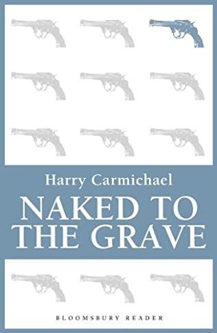 book cover of Naked to the Grave