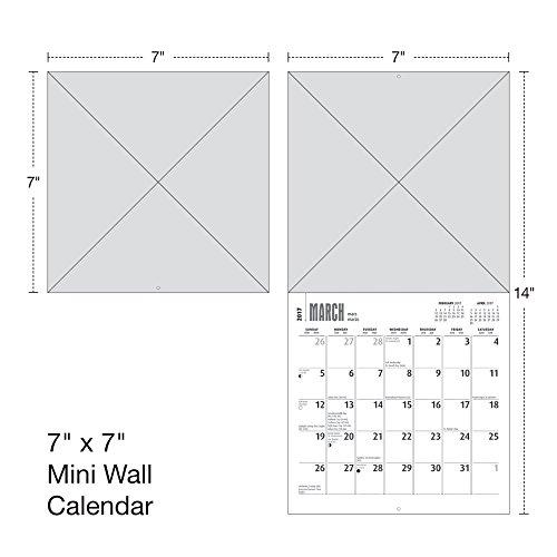 Corvette 2018 7 x 7 Inch Monthly Mini Wall Calendar, Chevrolet Motor Muscle Car