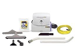 ProTeam Vacuum 6 Quart Super HalfVac Pro Hip Vacuum,  Shoulder Vacuum Cleaner with Restaurant Tool Kit