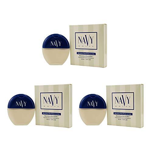 (Navy White Cover Girl Perfume Spray Women Moisturizing Alcohol Free 1oz (3-Pack))