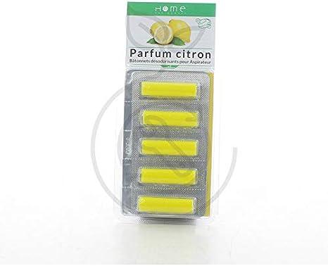 Perfume aroma a limón para aspiradora, X5: Amazon.es: Grandes electrodomésticos