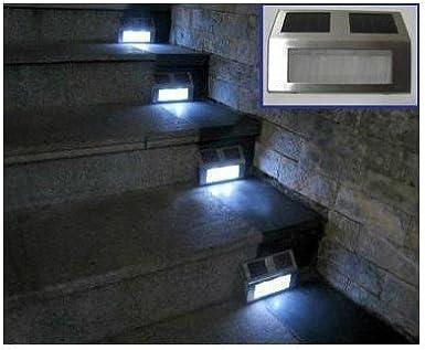 iluminacion para jardines exteriores luces solares para jardin aplique solar led exterior con sensor lamparas solares lamparas led para exteriores lamparas solares para jardin led solar: Amazon.es: Iluminación