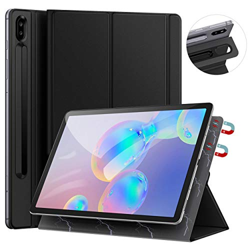 Funda Magnetica Samsung Galaxy Tab S6 10.5 Negra Sm-t860 865