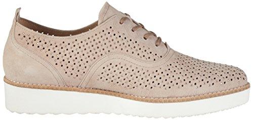 Gabor Shoes Fashion, Zapatos de Cordones Derby para Mujer Beige (skin 14)
