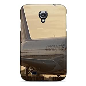 Hard Plastic Galaxy S4 Case Back Cover,hot Airbus Franse Case At Perfect Diy