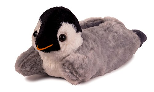 - Lazy Paws Adult-Sized Penguin Slippers (Size Medium Only)
