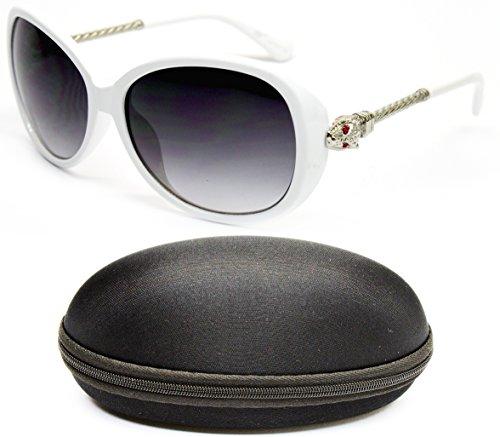 D5009-cc Designer Eyewear Oversized Sunglasses (157 (157 Glasses)