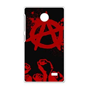 GKCB anarchy Phone Case for Nokia Lumia X