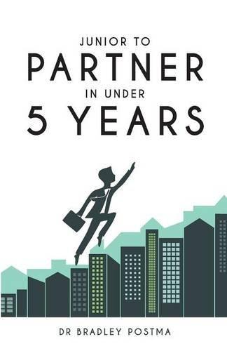 Download Junior to Partner in Under 5 Years pdf epub