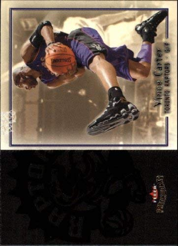 2003-04 Fleer Patchworks #83 Vince Carter NBA Basketball Trading Card