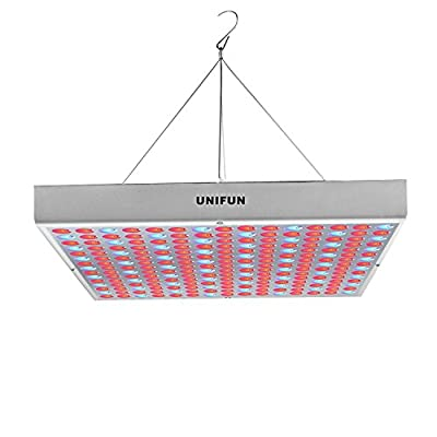 45W LED Grow Light, UNIFUN Light Plant Bulbs Plant Growing Bulb for Hydroponic Aquatic Indoor Plants