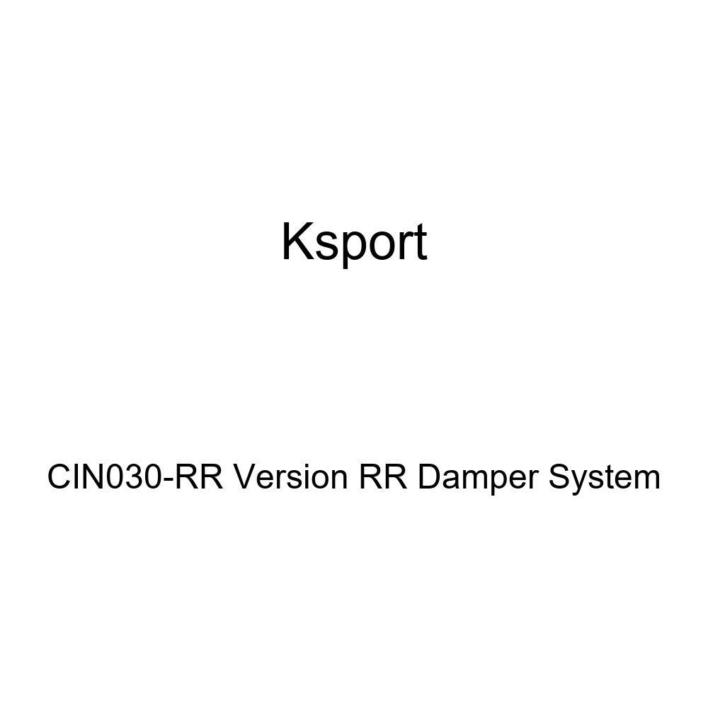 KSport CIN030-RR Version RR Damper System
