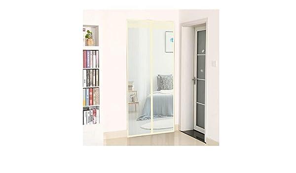 XWX Mosquitera Puerta Magnetica, Mosquitero Ajustable Con Imán Adecuado For Pasillos Balcones Puertas De Dormitorio De Sala (Size : 280-300 * 270-280CM): Amazon.es: Bricolaje y herramientas