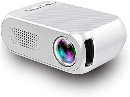 FSMJY Proyector, Mini proyector de Video LED Compatible con 1080P ...