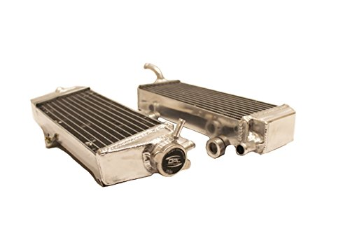 OPL Aluminum Radiator for 2007-2012 KTM 250/350/450/505 SX-F/XC-F ()