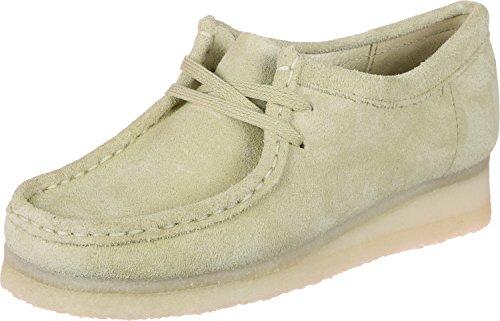 Clarks Ante Maple Mujer Originals Wallabee Beige Zapatos wgwTaWqzr