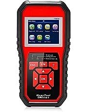 Romacci OBDII Scanner Code Reader (KW850) Profissional OBDII Anto Scanner Diagnóstico de verificação do motor Ferramenta de verificação de luz do motor para todos os carros OBD II desde 1996