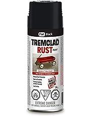 Tremclad Rust Paint in Flat Black, 340g