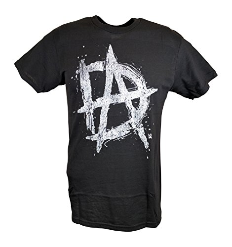 Dean Ambrose Big DA WWE Mens T-shirt-5XL by WWE