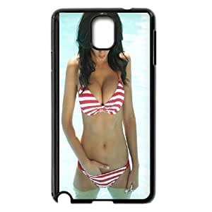 Female body art,Sexy girl,sexy woman,bikini lady series protective cover For Samsung Galaxy NOTE3 Case Cover NAKED-HALF-S52508