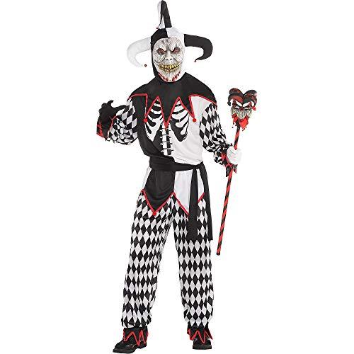 Amscan 849721 Costume, Large, Black, White -