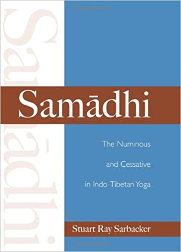 Samadhi: The Numinous and Cessative in Indo-Tibetan Yoga ...