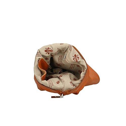 23x27x2 bolsa en Italy Mujer de Broncearse hombro in genuino Cm cuero Aren Made 5BTvqfRxw