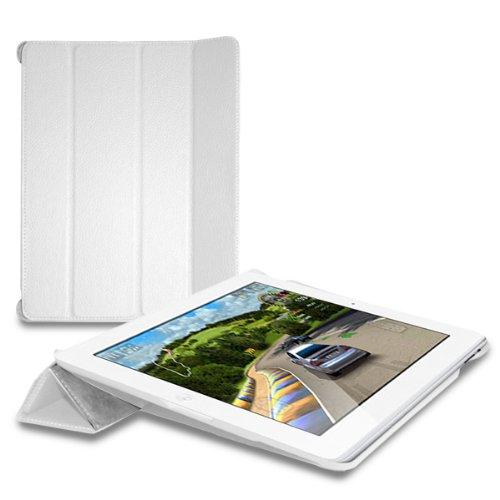 Puro Zeta Case for iPad and iPad 2 - White (IPADS23ZETAWHI) by Puro