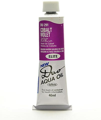 (Holbein Duo Aqua Artist Oil Color (Cobalt Violet) 1 pcs sku# 1846041MA)