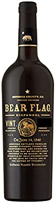 Bear Flag Zinfandel Wine, 750 ml