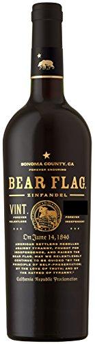 Bear Flag Zinfandel Wine, 750 ml