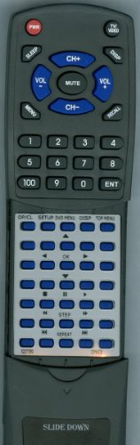DYNEX Replacement Remote Control for DXDVD2, 3227050, D052