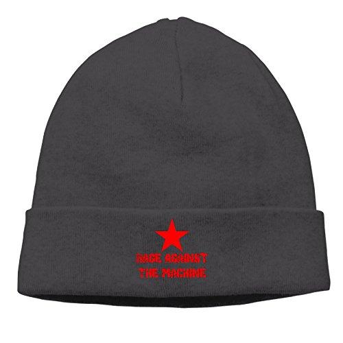 Rage Against The Machine Anarchy Cap Hipster Beanie Winter Hats Watch Cap