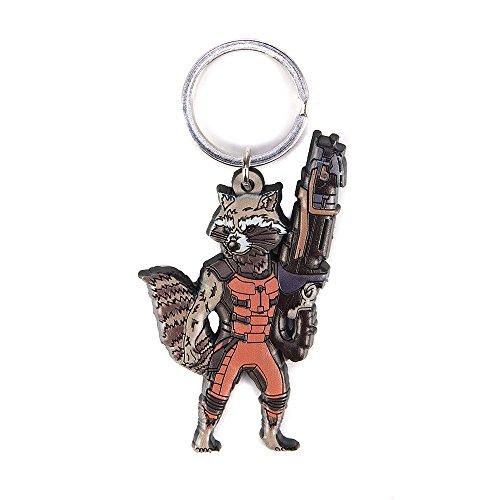 Marvel Rocket Raccoon Soft Touch PVC Key (Rocket Key)