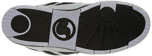 DVS Enduro 125 White Black Leather Blanco