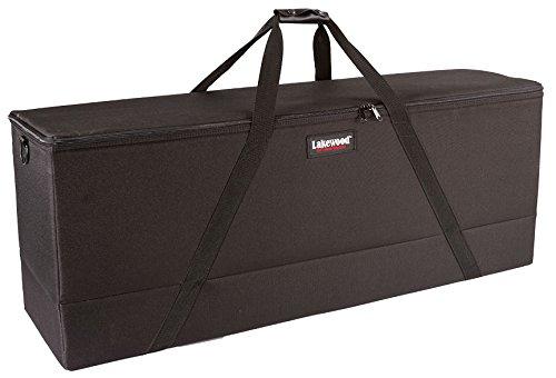 Lakewood Products Double Bowfile Elite Case, Black, Large/41
