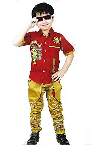 016fb63b9c1b7 jogger Kids Cotton Dress: Amazon.in: Clothing & Accessories