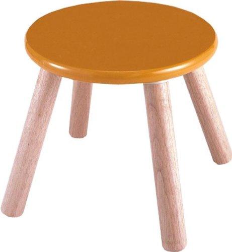 Pintoy - Sgabello in legno, colore: Giallo JC 60.06934 6181