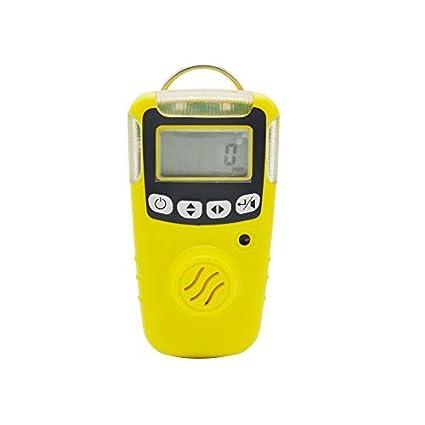 Industry Security Safe Detector de Gas de amoniaco portátil (NH3), Detector de Alarma con Sensor de ...