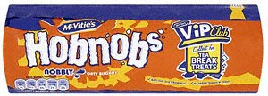 Mcvities Hobnob 300 Gram - Pack of 6