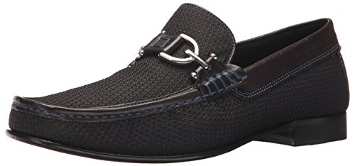 Donald J Pliner Men's DACIO2 Loafer Black Mesh clearance footlocker finishline cheap looking for discount cost official for sale 3KP6s