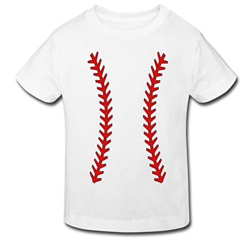 Baseball Custom Personalized Toddler T-Shirt with Your Name and Number