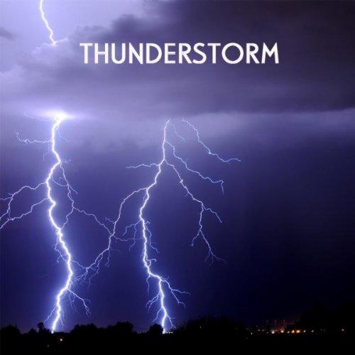 Relaxing Thunder Sound Thunderstorm Rolling Thunder 3d