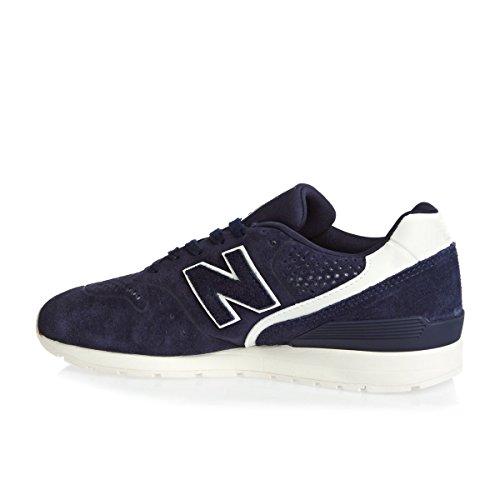 New 996 Sneaker Blue Uomo Leather Balance 0SrHxF0