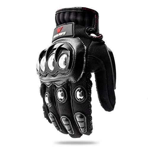 LBgrandspec Unisex Motocross Racing Biker Motorcycle Motorbike Cycling Full Finger Outdoor Sports Gloves