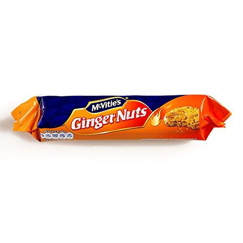 McVitie's Ginger Nuts Digestive Cookies 8.8 oz each (1 Item Per Order)