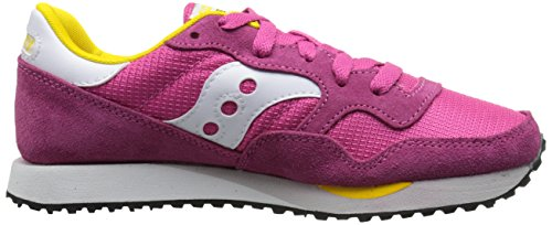 Saucony Women Trainer Sneaker Fashion White Pink DXN Originals TT4qxr7